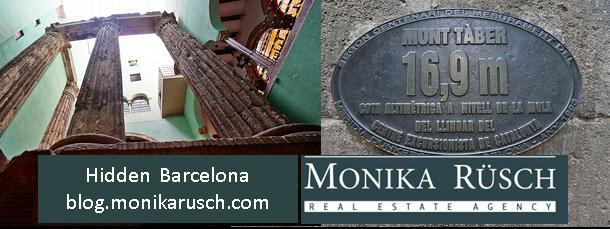 Barcelona secreta escondida