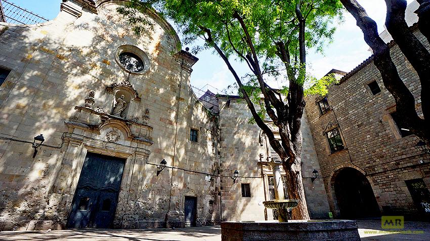 Sant Felip Neri Barcelona