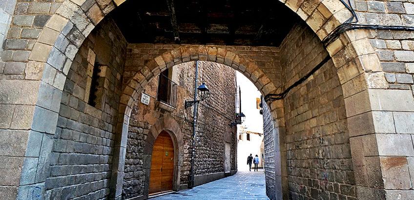 St Felip Neri Barcelona