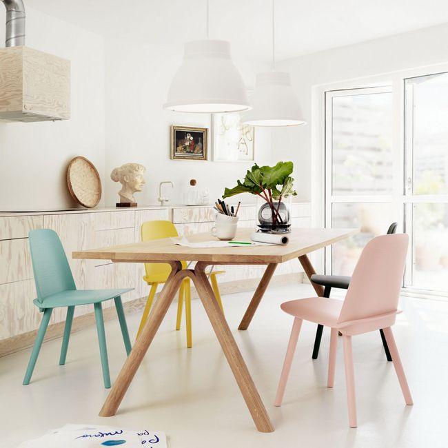 Split table de Muuto