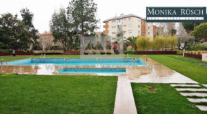 APARTMENT FOR RENT FRENCH SCHOOL BARCELONA MONIKA RUSCH PEDRALBES