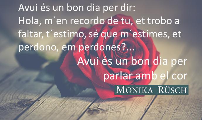 Sant Jordi Monika Rüsch Barcelona