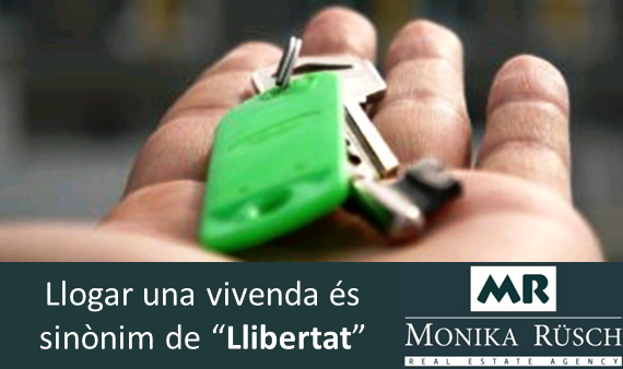 Immobiliaria barcelona monika rusch